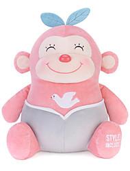 Metoo Microphone Rabbit Plush Toy Monkey  Sunpoo Monkey Mascot Creative Birthday Gift Smiling Dove 10.5 Inches
