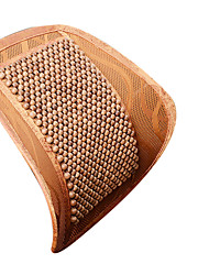 assento de carro de madeira de volta cor ramdon