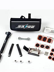 sahoo® велосипед Велоспорт прокола шин шин многофункциональный ремонт набор инструментов наборы& мини сумка насос