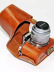мешок зеркальную для Olympus коричневого цвета