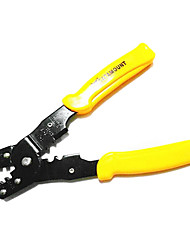 Electronic Tools Plastic Handle Terminal Crimping Pliers
