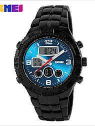SKMEI® Men's Dual Display Waterproof Watch Fashion Movement Watch