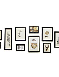 15 * 10 * 10 madeira maciça estilo europeu / americano Vintage picture frame