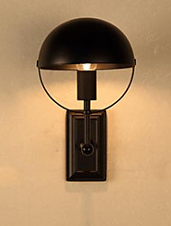 LED Lampade a candela da parete,Rustico/lodge E26/E27 Metallo