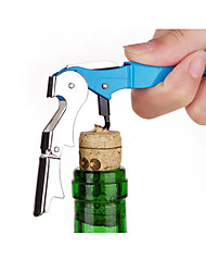 3In1 Multi-Functional Wine Bottle Opener Beer Bottle Opener Wine Knife Random Color