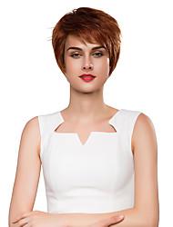 привлекательной стильной женщины девственница Remy человеческие волосы руки связали Растеряев Еммора парики