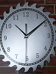 Metal Wall Clock Gear