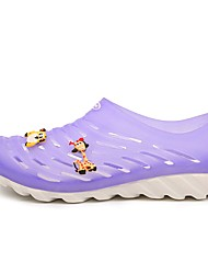 Girls' Shoes Casual Slippers PU Slippers Purple