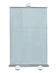 45 * 125cm Silber versenkbare Automobilzuliefer- Anti-UV Sonnen Isolierung Sonnenschutz
