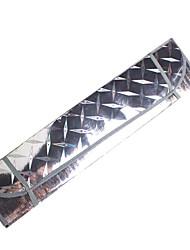 Aluminiumfolie 45 * 125cm Windschutzscheibe Sonnenschirme