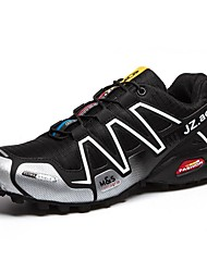 Sapatos Corrida em Pista Masculino Preto Tule