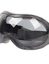 anti-choc et les éclaboussures / anti-buée / anti-vent / pvc lunettes adhérence respirant des lunettes de protection