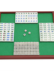 Royal St. Miniature Crystal Mahjong Mahjong Mahjong Tourism Golden 20 Mm/Bag