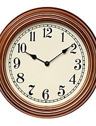 Redondo Moderno/Contemporáneo Reloj de pared,Otros Plástico 30*30*4.8
