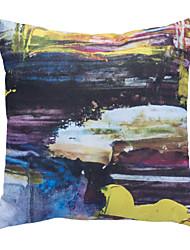 Polyester Coussin avec rembourrage,Imprimés Photos Moderne/Contemporain