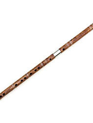 flûte basse racine entière flûte de bambou