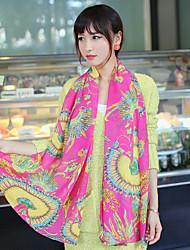 Bufanda Mujer Bonito / Casual-Raso