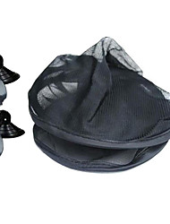 6 pcs Black Auto Windshield Sunshades Cover Kits Sun Protector