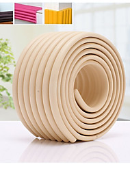 Baby Safe Corner Guards Protective Strip Bumper Widened U Flat Table Child Protection Strip Thickened(Ramdon Color)
