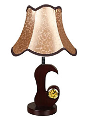 Table Lamps LED / Eye Protection Modern/Comtemporary Wood/Bamboo