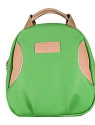 Women Casual / Outdoor Canvas Zipper Backpack