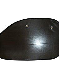 2 pcs puntos negros laterales de malla auto paño ventana de auto protector de sol sombrillas 65 * 38cm