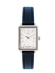 Julius®   New Arrival Women Watch Square-shaped Design Leather Belt Waterproof Quartz Schoolgirl Wristwatch JA-787 Cool Watches Unique Watches
