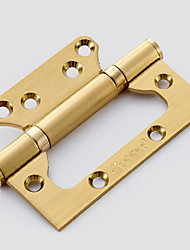 golden thickening Hinge Folding 4 inch