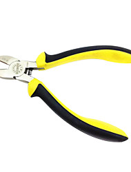 Continental Dolphin Handle 6 inch Nickel Alloy Outlet Electrician Diagonal Pliers Hardware Hand Tools
