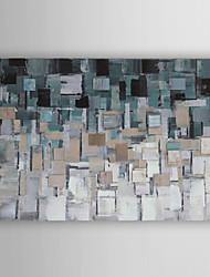 ручная роспись маслом абстрактные сегменты декора стен с растянутыми кадр 7 стены arts®