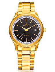 Hombre / Unisex Reloj Deportivo / Reloj de Vestir / Reloj Esqueleto / Reloj de Moda / El reloj mecánico Cuerda Manual / Cuerda Automática