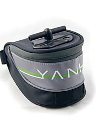 YANHO® Fahrradtasche 2LLFahrrad-Sattel-BeutelWasserdicht / Reflexstreifen / Stoßfest / tragbar / Multifunktions / Reflektierend /