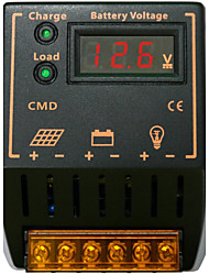 CMD-2420 Solar-Laderegler