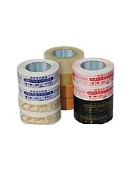 Bubble Film Packing Tape Carton Sealing Tape Cartridge Aircraft (Sale 4.4 * 2.3 Blue)