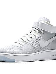 Nike Nike Air Force 1 Baskets / Chaussure de Jogging / Chaussures pour tous les jours Homme Antiusure Lacet / Hautes Sport de détente