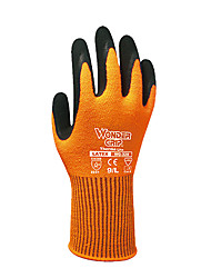 WONDER GRIP® WG-318 Aqua Full Immersion Type Waterproof Latex Gloves Work Gloves Anti Oil CE Certification