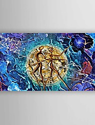 Oil Painting Abstract Hand Painted Canvas with Stretched Framed Ready to Hang