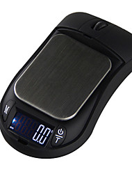 100 by 0.01g Portable Digital LCD Scale Mouse jewelry scale 0.01 gram Precision
