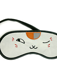 Mask Inspired by Natsume Yuujinchou Natsume Takashi Anime Cosplay Accessories Mask White Corduroy Male / Female