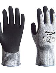 Интересно, Grip® 718 WG-5 анти масла анти резки перчатки износа без скольжения водонепроницаемый удар