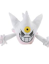 Pocket Little Monster Model Gengar Soft Plush Stuffed Doll Toy
