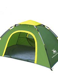 徽羚羊 Waterproof  Breathability  Windproof  KEEP WARM  Ultra Light(UL) Oxford One Room Tent Green  Blue
