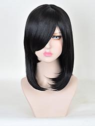 дешевые косплей парики аниме вдохновленные атаки на Титане Mikasa Ackermann