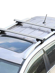 Aluminum alloy bar with lock roof frame