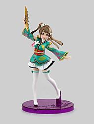 Люблю жить Kotori Minami PVC 17CM Аниме Фигурки Модель игрушки игрушки куклы