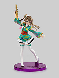 Aime la vie Kotori Minami PVC 17CM Figures Anime Action Jouets modèle Doll Toy