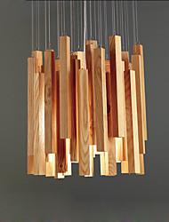 New Modern Contemporary  Decorative Design Wooden Ceiling Light/ Dinning Room/Living Room/Bedroom Chandelier