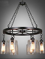 40W Lampe suspendue ,  Traditionnel/Classique / Rustique / Vintage Peintures Fonctionnalité for Style mini MétalSalle de séjour / Chambre