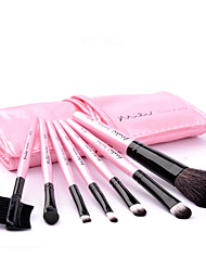 Makeup Tool 7 Piece Set  Makeup Brush Set