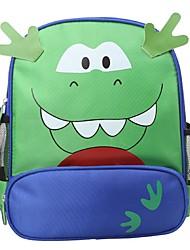 Unisex Nylon Casual Backpack Blue / Green / Orange / Fuchsia